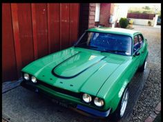 MK 1 Capri? Ford Motor Company, Custom Cars, Ford Capri, Old Fords, Car Ford, Car In The World, Vintage Cars, Cool Cars, Cars