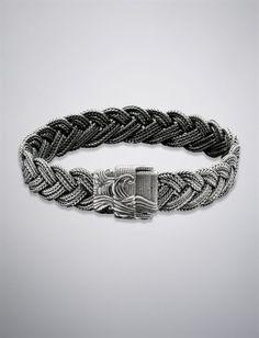 Men's Bracelet   Samurai Waves Inspired   David Yurman