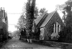 Photo of Bemerton, St Andrew's Church from The Francis Frith Collection School Department, Create A Calendar, St Andrews, Calendar Design, Salisbury, Blinds For Windows, Sunday School, Order Prints, Canvas Frame