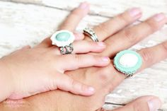 Mother & Daughter Jewelry with Mod Melts