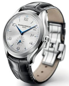 La Cote des Montres : La montre Baume & Mercier Clifton automatique - Rendre l'unique accessible