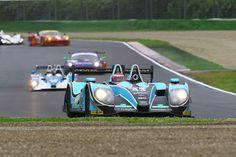 Imola 2013 - Morand Racing - Natacha Gachnang