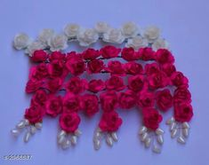 Hair Accessories Voguish Women's Hair Accessories Material: Paper Flower Size: Free Size Description: It Has 1 Piece Of Juda Work: Floral Work Country of Origin: India Sizes Available: Free Size   Catalog Rating: ★3.9 (442)  Catalog Name: Siya Voguish Women's Hair Accessories Vol 1 CatalogID_404704 C72-SC1088 Code: 873-2968537-