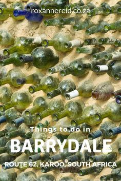 Things to do in Barrydale on Route 62 in the Karoo #SouthAfrica #travel