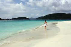 St. John, USVI. Cinnamon Bay was one of my favs! Cannot wait to go back!