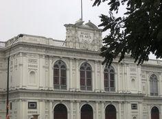 Lima: Museo de Arte (Palacio de la Exposición)