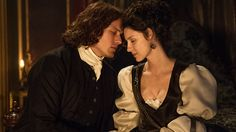 Outlander: Jamie and Claire