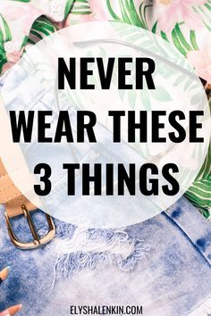 Do you know what clothing items NOT to wear? Most women in midlife have a good idea of what styles don't suit them, but if you're not sure then go see this fashion and style post. I share the top 3 things midlife women should never wear. These style tips will help you choose your clothes and put together your outfits better so you feel more confident and look your best. Everyday Casual Outfits, Clothing Items, Personal Style, How Are You Feeling, Stylists, Style Inspiration, 3 Things, Feelings, Confident