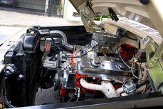 C10 preparada motor V8