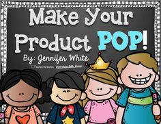 Tips on making your TpT products great!