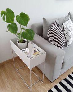 Ferm LIVING Plant Box In Light Grey: Http://www.fermliving.