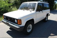1986 Isuzu Trooper II / 2
