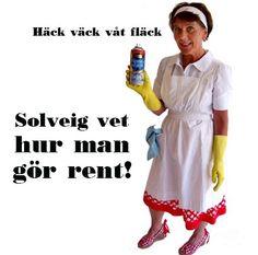 Solveig ger dig husmorstips. Kläder från Lindex. Skor från Bergqvist skor, Karlstad. Foto: Henric Byström/Dopguiden