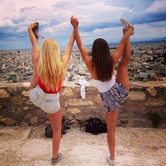 Best dancer friends