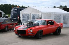 drag cars | Chevrolet Camaro Drag car 1970? | Flickr - Photo Sharing!
