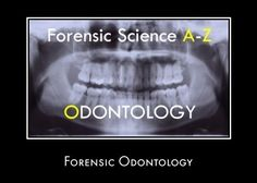 Forensic Odontology Information Guide.