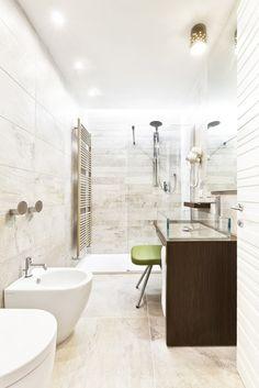 "Hotel Cadelach ""olmo"" bathroom."