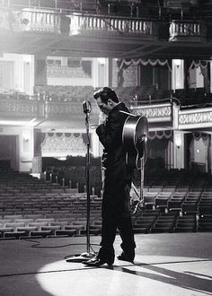 Johnny Cash :) I listened to his songs today in the car and I miss music like how he used to make it. Love him!!