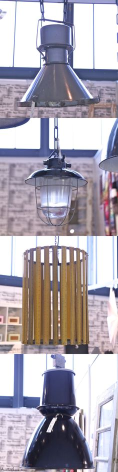 industrial lighting...