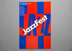 Xerox Jazz Fest - Rationale