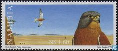 1999 Namibia - Birds Of Prey