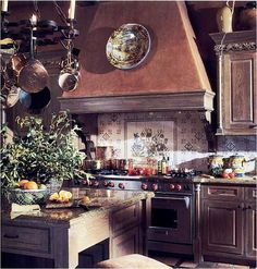 French Tuscan Home Decor Store   ... Interior Elements: Villa Decor: Decidedly French and Italian Style