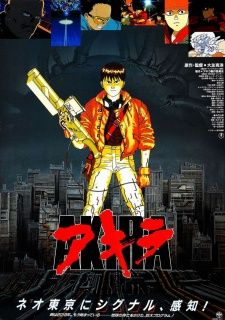 "Akira. Genres: Action, Military, Sci-Fi, Adventure, Horror, Supernatural. Japan, 1988. An explosion caused by a young boy with psychic powers tears through the city of Tokyo and ignites the fuse that leads to World War III. In order to prevent any further destruction, he is captured and taken into custody, never to be heard from again. Now, in the year 2019, a restored version of the city known as Neo-Tokyo stands in it's place. Here, Shoutarou leads ""the Capsules."""