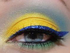 PIXAR'S Inside Out- Joy Inspired Makeup