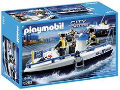 PLAYMOBIL Patrol Boat PLAYMOBIL®