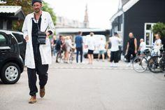 Copenhagen Fashion Week Spring 2015 - Copenhagen Spring 2015 Street Style Day 3