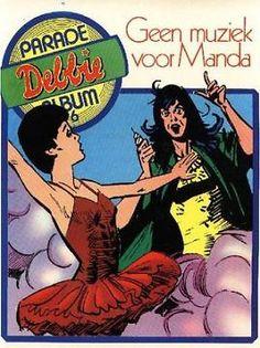 Debbie Parade Album 6 - Geen muziek voor Manda