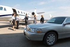 #Limousine #Airport Pickup services.