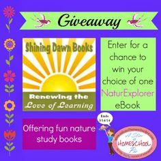Shining-Dawn-Books-NaturExplorers-Giveaway-ASliceOfHomeschoolPie