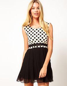 The Style Polka Dress