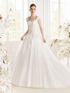 Brautkleider im gehobenen Preissegment | miss solution Bildergalerie - Pansy by AVENUE DIAGONAL