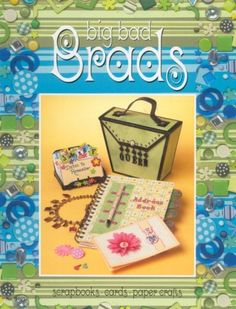 Big Bad Brads Scrapbooking Book