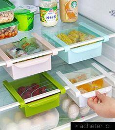 bacs rangement organisation frigo