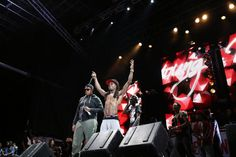 Lil Wayne Brings Out Master P and No Limit Forever #LilWayne #MasterP #NoLimit #YoungMoney