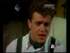 Michael Ball - Love Changes Everything, from Aspects of Love. Aww, young baby Michael... too adorable, and sexy.