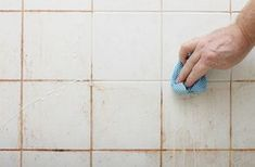 Modern Cleaning Shower Tile Grout 7 Most Powerful Way To Clean Naturally With Vinegar And Baking Soda Mold Hydrogen Peroxide Muriatic Acid Cleaning Bathroom Tiles, Clean Tile Grout, Mold In Bathroom, Bathroom Showers, Bathroom Tile Cleaner, Master Bathroom, Bathroom Caulk, Gym Showers, Grout Cleaning