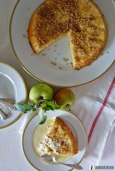 Thermomix-Apfelkuchen. Entdecke unser Rezept.