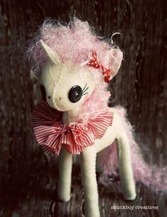I love Skunkboy Creatures little stuffed animals.