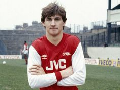 A young tony adams. Ready to be our captain fantastic.