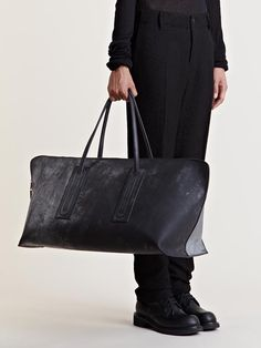 Rick Owens Women's Medium Weekend Bag
