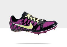 Nike Zoom Rival S 6 Women's Track Spike. I have no use for track shoes but these are so cute!