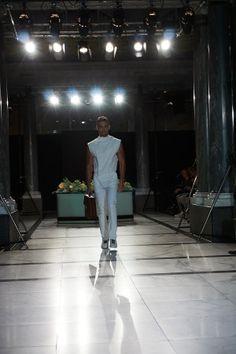Adrian Reber Modedesigner - Montblanc & Mode Suisse Edition 6 Zürich