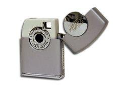 The Hidden Spy Camera Lighter