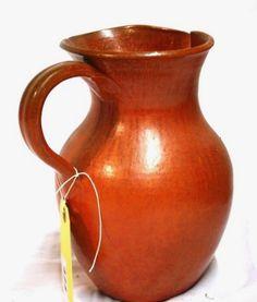 Cole Style Ceramic Pitcher