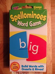 Spellominoes - My Re