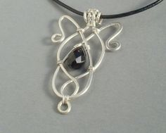 Wire Wrap Jewelry and Tutorials by WireBliss: Simple techniques
